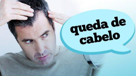 CABELO CAINDO, O QUE FAZER?