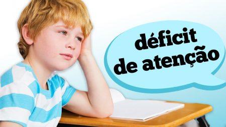 FOCO E DÉFICIT DE ATENÇÃO EM CRIANÇAS E ADOLESCENTES