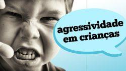 AGRESSIVIDADE INFANTIL: TIPOS E TRATAMENTO