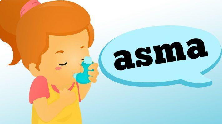 ASMA: SINTOMAS E FATORES DESENCADEANTES